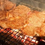 ALOHA Kitchen - 炭火焼リブロース
