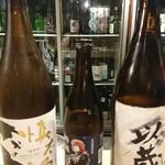 110555923 - 飲み比べセット(純米)