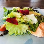 110556062 - 生野菜のサラダ