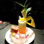 セルブロック - パイナップルのカクテル
