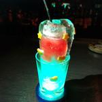 セルブロック - スイカのノンアルコールカクテル