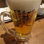 肉汁餃子のダンダダン - プレミアムモルツ