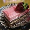 まちのくまさん - 料理写真:ラズベリーショコラ