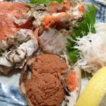 紋寿司 - せいこ蟹