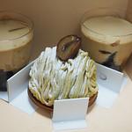 パティスリー ラ ボンボニエール - 料理写真:モンブラン