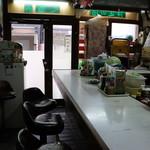 洋定食の店 くるみ - 店内