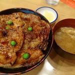 110563591 - 豚丼  960円税込