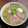 鴨と鶏 中華そば  大林 - 料理写真:鴨中華そば 味玉入り塩