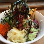 誠寿司 - 料理写真:まぐろ丼