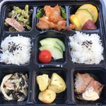 キッチン ファクトリー リアン - 料理写真:弁当(550円)