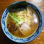 麺工房 隠國 - 隠國らぁ麺 … 650円