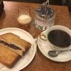 ショパン - 料理写真:アンプレスとブレンド珈琲で950円