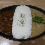 コスギカレー - ダブルゥ:950円