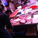 福寿司 - ☆2011大晦日の塩竈港市場☆