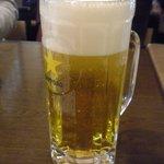 鎌倉かつ亭 あら珠 - 生ビール中