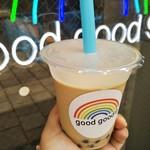 グッドグッド 9 - ココナッツミルクティー(S) 350円