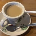110586668 - ホワイトコーヒー