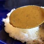 カレーとハンバーグの店 シャカカリー - インドカリー