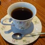 コーヒーストア 蛮珈 - ドリンク写真:スマトラマンデリン¥570