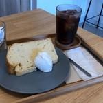 マーメイド カフェ - 料理写真: