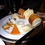 英吉利西屋本店 - チーズ盛り合せ
