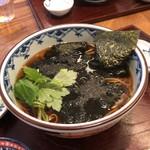 直 - 料理写真:花巻そば 1,100円