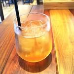 110591551 - ランチに付くドリンクは加賀棒ほうじ茶にしてみました。