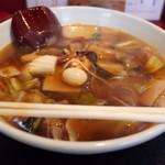 康華飯店 - 料理写真:四川風うま煮メン