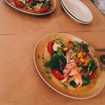 grill&deli LAVE - 野菜サラダ