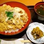 11060203 - かつ丼(セット)