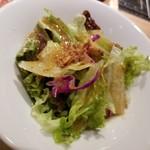 熟成焼肉 肉源 - サラダ
