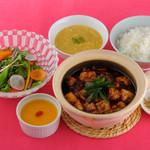 麻婆豆腐土鍋煮込みセット