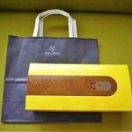 ヨックモック - 紙袋とBOX