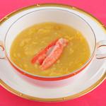 コーンスープ 1cup