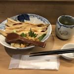 寿し 太一 - 【ランチ】ふわふわ穴子丼 900円(税込)