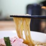 ガチ麺道場 - 自家製麺