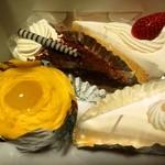 フレール - 料理写真:4個で千円以下!