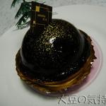 パティスリー プティシエ - タルト・オ・ショコラ(¥350)