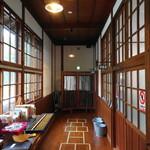 森のピザ工房 ルヴォワール - 廊下