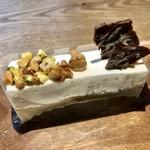 110614141 - カマンベールチーズのケーキ