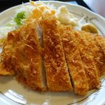 たかお食堂 - 料理写真:ロースカツ