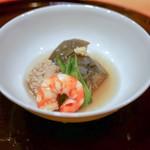 110618033 - ☆賀茂茄子、車海老、真蛸の卵、キヌサヤ
