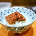 味享 - 料理写真:☆鰻ご飯