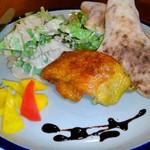 チルコロ・イル・ピッコロ・カンポ - 伊達鶏のコンフィ