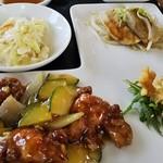 パティ シノワ フジカワ - 酢鶏