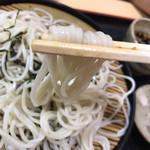 たけふく - 蕎麦白い