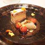 ロドラント ミノルナキジン - バスク地方のケーキ