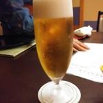 110625270 - 生ビール734円で乾杯