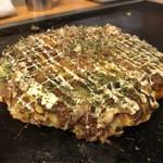 お好み焼五色 - 料理写真: