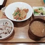 おうちdeごはん - コク旨特製タレ豚の生姜焼き(1036円)